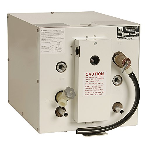 Heat Exchanger Front (Whale Seaward 6 Gallon Hot Water Heater w/Front Heat Exchanger - White Epoxy - 240V - 1500W)