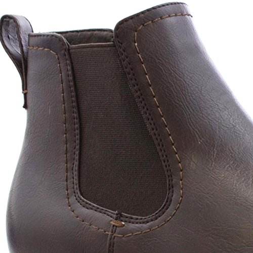 Beckett Mens Brun Chelsea Boot Brun