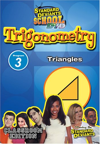 Standard Deviants: Trigonometry Program 3 - Triangles