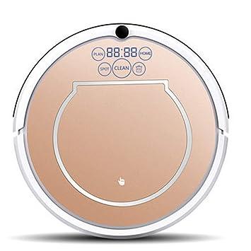 Robot Aspirador,Hogar Cocina Robot,Multifuncional Aspirador,Anti-Colisión System Optimizado,Sensores Anticaída,Barrera Virtual,Adecuado para El Pelo Animal ...