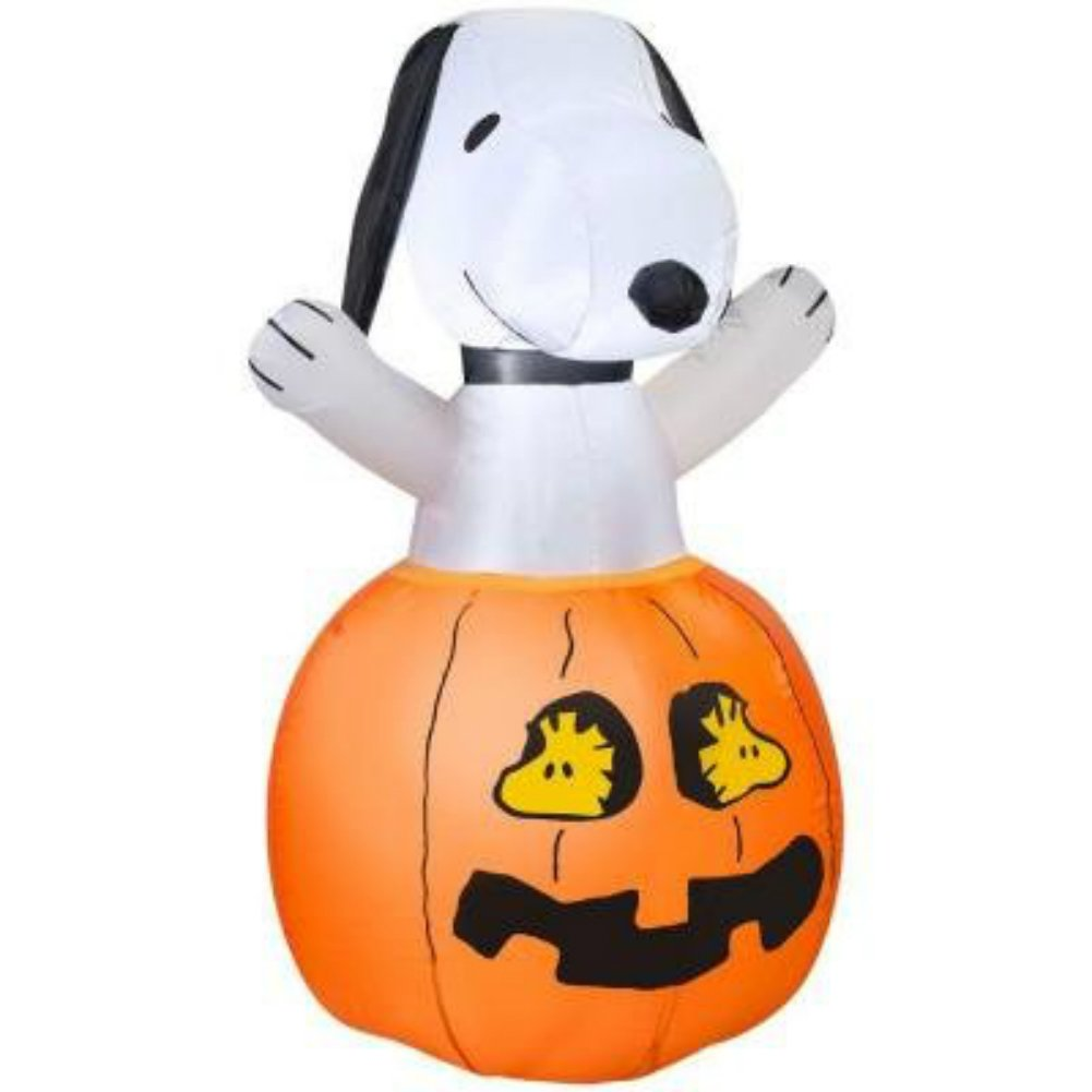 Peanuts Halloween Yard Decorations