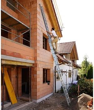 Separador de escalera, 2 piezas, para trabajos en grandes alturas, longitud hasta 6,91 M, 19,5 kg: Amazon.es: Bricolaje y herramientas