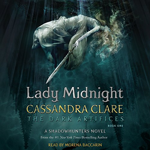 Lady Midnight: The Dark Artifices, Book 1 cover