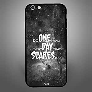 iPhone 6 Plus Do One Thing Everyday That Scares you