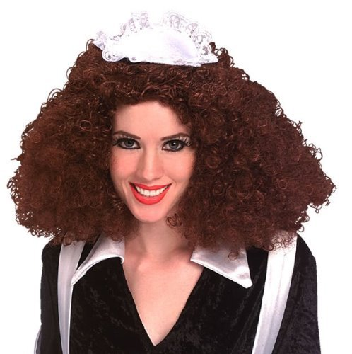 Magenta Rocky Horror Costume Uk (Rocky Horror Magenta Wig Costume Accessory)