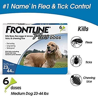 Frontline-Plus-for-Dogs-Medium-Dog-23-44-pounds-Flea-and-Tick-Treatment-6-Doses
