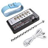 Erotic Elektro Penis-Stimulation Set Mit Penisring & Stahl Penis Dilator 9 Kugel