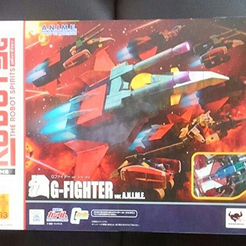 Robot魂 ガンダム G-FIGHTER ver. a.n.i.m.e B07C2KSYWZ