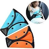 VTurboWay Seat Belt Adjuster For Kids, 2 Pack Seat Belt...