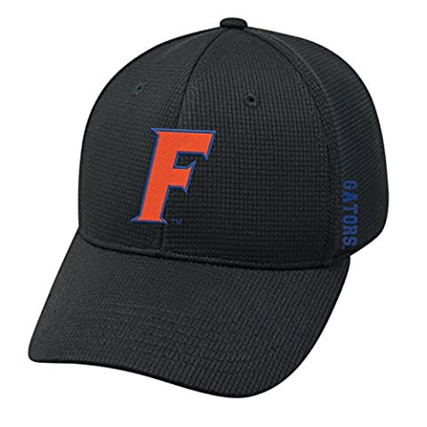 Florida Gators Official NCAA One Fit Booster Plus Hat Cap by Top of the World 181677 - Florida Gators Baseball Cap