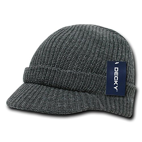DECKY GI Jeep Cap, Heather Charcoal - Acrylic Jeep Cap Shopping Results