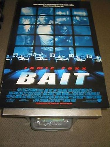 BAIT /ORIG. U.S. ONE SHEET MOVIE POSTER (JAMIE FOXX) (Bait Foxx Jamie)