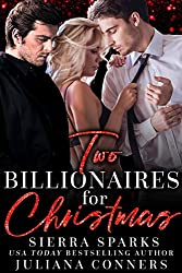 Two Billionaires for Christmas: An MFM Menage Romance