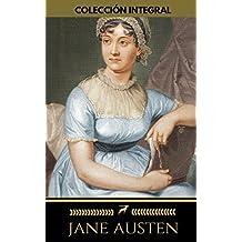 Colección integral de Jane Austen (Emma, Lady Susan, Mansfield Park, Orgullo y Prejuicio, Persuasión, Sentido y Sensibilidad): (Emma, Lady Susan, Mansfield ... La abadía de Northanger) (Spanish Edition)