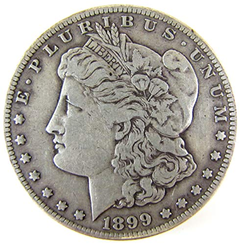 1899 S Morgan Silver Dollar $1 Very Fine