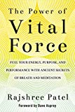 The Power of Vital Force: Fuel Your Energy, Purpose, and Performance with Ancient Secrets of Breath and Meditation