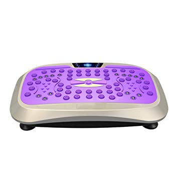 Plataformas vibratorias Tabla De Vibración De Fitness Máquina De ...