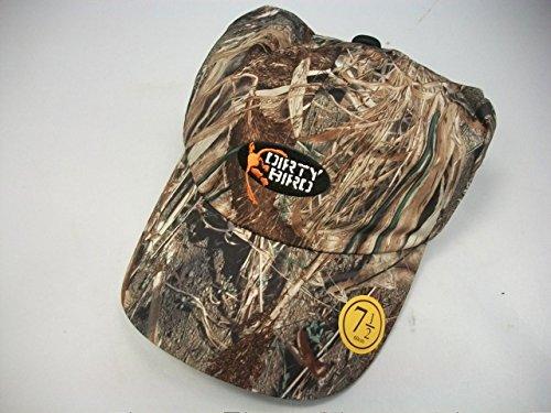 Browning Men's Dirty Bird Duck Back Waterproof Hat Size 7.5 Mossy Oak Duck Blind Browning Oak Duck Blind