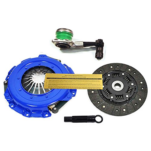 EFT STAGE 2 SPORT CLUTCH KIT & SLAVE for 2000-2002 CHEVY CAVALIER LS Z24 2.2L