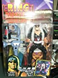 WCW Ring Masters Hollywood Hulk Hogan with Directors Chair & Accessories by Toy Biz 1999