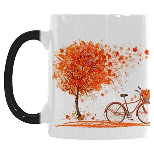 bicycle coffee mug - 5