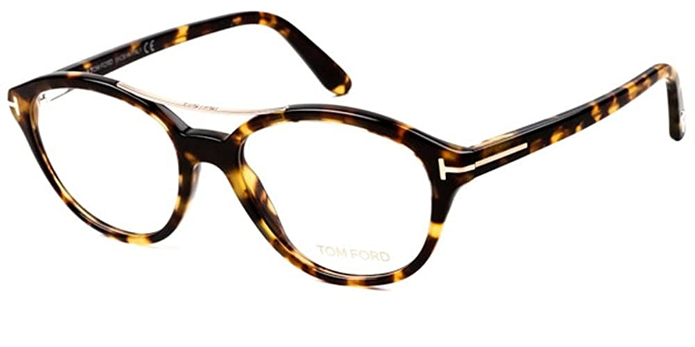 Tom Ford Rx Eyeglasses - FT 5412 056 - Light Havana (52/17/140) Marcolin FT5412 056 52