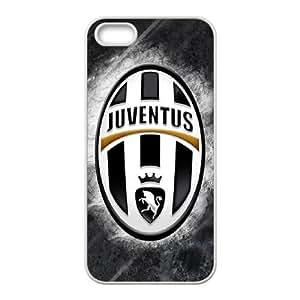 Juventus funda iPhone 4 4s funda N1S94P5YM caso de la cubierta 540L3W blanco
