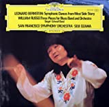 Leonard Bernstein: Symphonic Dances From West Side Story: William Russo: Three Pieces for Blues Band and Orchestra: San Francisco Symphony Orchestra/ Seiji Ozawa (German Import)
