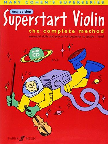 (Superstart Violin: The Complete Method (Book & CD) (Faber Edition: Superstart))