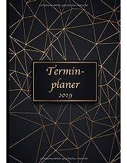 Terminplaner 2019: Plane, Organisiere und Notiere deinen Alltag im neuen Jahr 2019 - Terminkalender und Planer