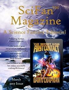 SciFan Magazine March 2017: A Science Fantasy Editorial (Volume 3)