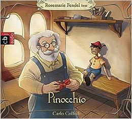 Book PINOCCHIO - FENDEL, ROSEMARIE