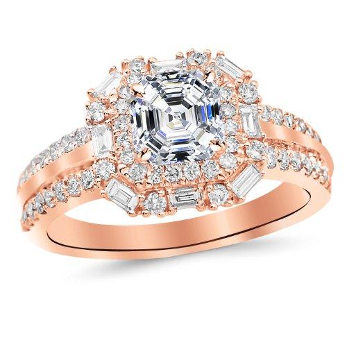 0.5 Ct Diamond Ring - 6