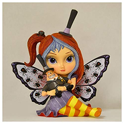 Bradford Tim Burton Nightmare Before Christmas Figurine by Jasmine Becket Griffith: The Mayor by The Hamilton Collection ...