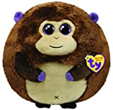 Ty Beanie Ballz Bananas The Monkey (Medium)