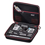 Smatree SmaCase G260SL Carrying Case for Gopro Hero 6/5/4/3+/3/2/1(Cameras and Accessories NOT included)