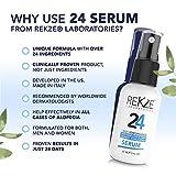 REKZE 24 Serum Clinically Proven For Hair