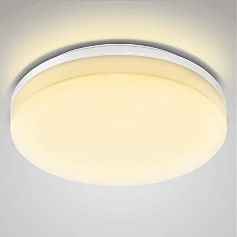 Le Lighting Ever Plafonnier Led Lampe De Plafond 15w 1250lm Ip54