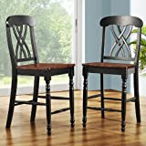 HomeVance 2-pc. Casual Countryside Counter Height Chair Set Review