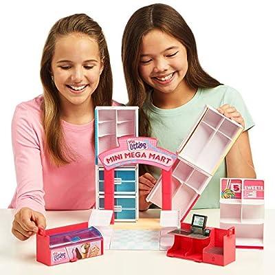 Shopkins Real Littles Cutie O'S Mini Mega Mart: Toys & Games