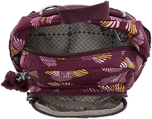 Mini Cm 5x17 Zainetto Fl Kipling BackpackBorsa Donna19x21 Multicoloreherridage A Fl1TKc3J
