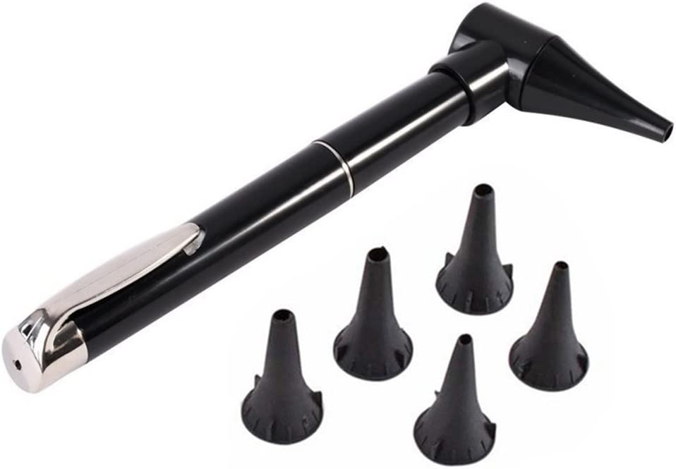 Healifty Ear Scope - Lupa de oreja con lupa y linterna