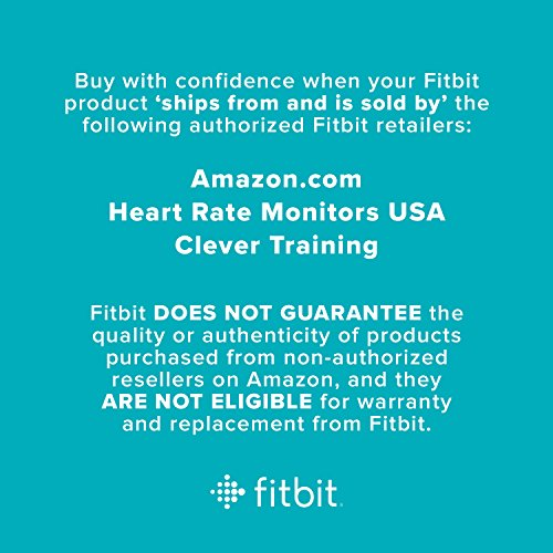 Fitbit Alta HR, Black, X-large (US Version) by Fitbit (Image #5)