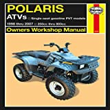 Polaris ATVs, 1998 Thru 2007, Alan Ahlstrand, 1563929538