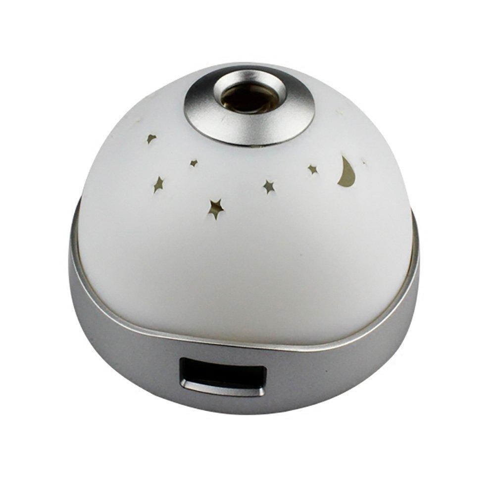 PowerLead Parm M003 Sky Star Night Light Projector Alarm Clock PL160A1189CN