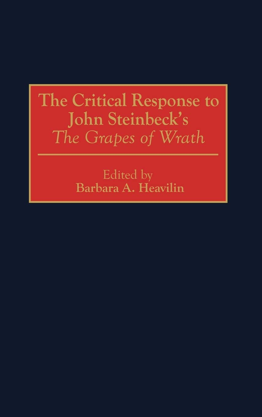 Critical essays on steinbeck the grapes of wrath popular article review ghostwriting sites us