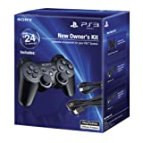 Sony Computer Entertainment PS3 New Owners Kit - Standard Edition