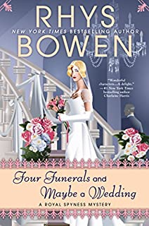 Book Cover: Four Funerals and Maybe a Wedding