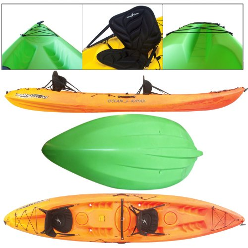 Ocean Kayak Malibu Two XL Tandem Sit On Top