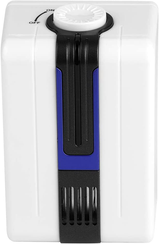 FTVOGUE Purificador de Aire Generador de Iones Negativos Sala de Purification Des Anions de la Máquina Anionique Germes Polvo (Virus Biológica y Plus Encore 110 V-240 V
